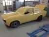 Opel Kadett C Coupe 20E geel (135)