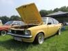 Opel Kadett C Coupe 20E geel (149)